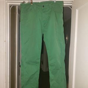 Mens Levi's Strauss& Co skinny jeans sz 34/32
